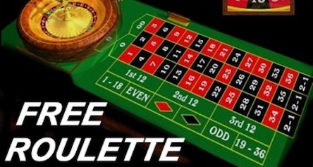 free roulette logo